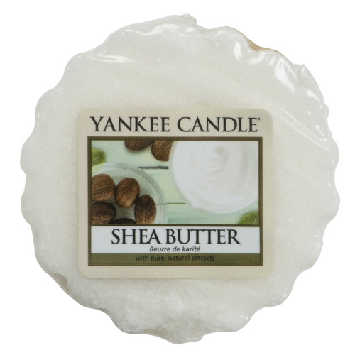 yankee candle shea butter tart wachs l duftkerzen. Black Bedroom Furniture Sets. Home Design Ideas