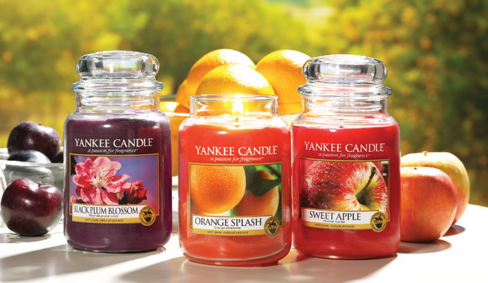 Yankee Candle Sommerduft 2014