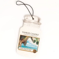 Yankee Candle Car Jar Classic Coconut Bay