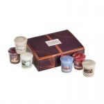 Yankee Candle Fall in Love Sampler Geschenkset Votiv