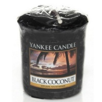 Yankee Candle Black Coconut Sampler Kerzen