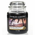 Yankee Candle Housewarmer 623 Gramm Black Coconut