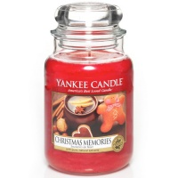Yankee Candle Housewarmer 623 Gramm Christmas Memories