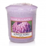 Yankee Candle Lovely Kiku Sampler Kerzen