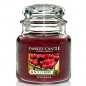 Yankee Candle Housewarmer 411 Gramm Black Cherry