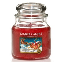 Yankee Candle Housewarmer 411 Gramm Christmas Eve