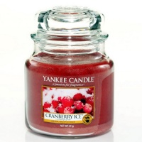 Yankee Candle Housewarmer 411 Gramm Cranberry Ice