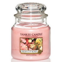 Yankee Candle Housewarmer 411 Gramm Fresh Cut Roses