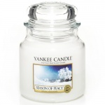 Yankee Candle Housewarmer 411 Gramm Season of Peace