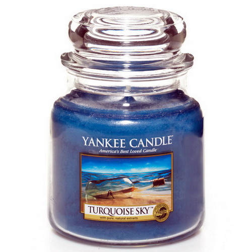 Yankee Candle Turquoise Sky Sommerduft