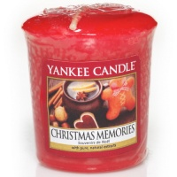 Yankee Candle Christmas Memories Sampler Kerzen