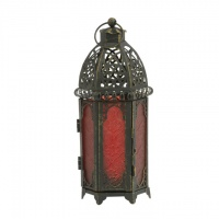 Sampler Holder Grand Bazaar Lantern Rot