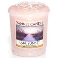 Yankee Candle Lake Sunset Sampler Kerzen