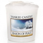 Yankee Candle Season of Peace Sampler Kerzen