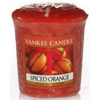 Yankee Candle Spiced Orange Sampler Kerzen