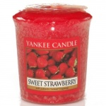 Yankee Candle Sweet Strawberry Sampler Kerzen