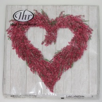 Papierservietten Country Love Cream Servietten