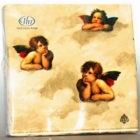 Papierservietten Little Angels