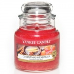 Yankee Candle Housewarmer 104 Gramm Christmas Memories