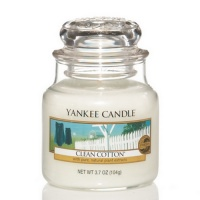 Yankee Candle Housewarmer 104 Gramm Clean Cotton