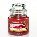 Yankee Candle Housewarmer Jars 104 Gramm Cranberry Ice