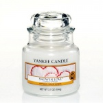 Yankee Candle Housewarmer 104 Gramm Snow in Love