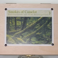 Feuer & Glas Smokes of Camelot