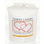 Yankee Candle Snow in Love Sampler Kerzen