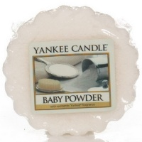 Yankee Candle Tart Wachs Baby Puder