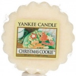Yankee Candle Tart Wachs Christmas Cookie