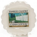 Yankee Candle Tart Wachs Clean Cotton