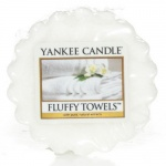 Yankee Candle Tart Wachs Fluffy Towels
