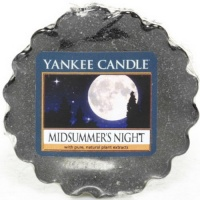 Yankee Candle Tart Wachs Midsummers Night