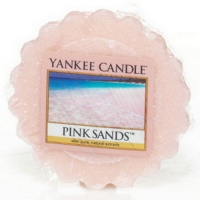 Yankee Candle Tart Wachs Pink Sands