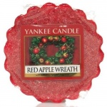 Yankee Candle Tart Wachs Red Apple Wreath