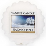 Yankee Candle Tart Wachs Season of Peace