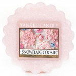 Yankee Candle Tart Wachs Snowflake Cookie