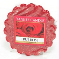 Yankee Candle Tart Wachs True Rose