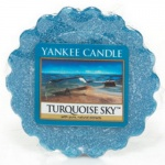Yankee Candle Tart Wachs Turquoise Sky