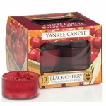 Yankee Candle Tea Lights Black Cherry