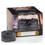 Yankee Candle Tea Lights Black Coconut