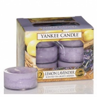 Yankee Candle Tea Lights Lemon Lavender