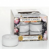 Yankee Candle Tea Lights Sugared Apple