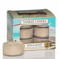 Yankee Candle Tea Lights Sun & Sand