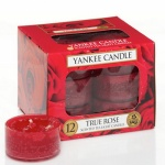 Yankee Candle Tea Lights True Rose
