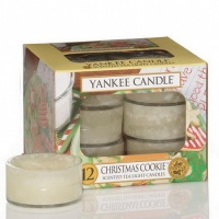 Yankee Candle Tea Lights Christmas Cookie