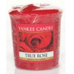 Yankee Candle True Rose Sampler Kerzen