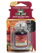 Yankee Candle Car Jar Ultimate Black Cherry