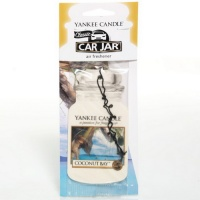 Yankee Candle Car Jar Claasic Coconut Bay 3er Pack