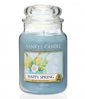 Yankee Candle Happy Spring Houswarmer 623 Gramm